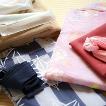 ◇【アメニティ】男女共に色浴衣をご準備しております。
