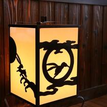 ◆魯山人デザインの行燈