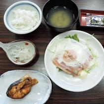 *【朝食/一例】身体に優しい和朝食をご用意いたします。