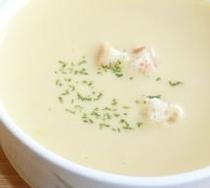 洋定食の定番 コーンポタージュスープ