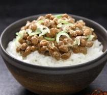 能代名物檜山納豆 豆の風味とかための食感が好評