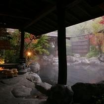 ○露天風呂・300・300