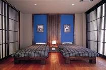 別館 灯小路特別室 寝室