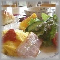北斗星の朝食:正方形