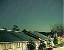 夜のペンション北斗星