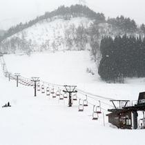 タカンボ―スキー場