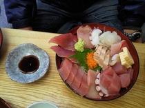 2/1海鮮丼