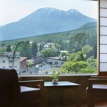 *【お部屋からの眺望】美しい風景を眺めれば心も癒されます