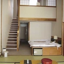 【客室*和洋室】
