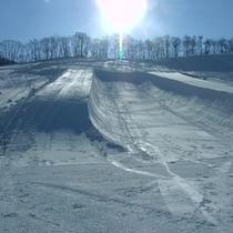 【スキー*パイプ】