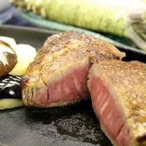 【あしたか牛一例】風味豊かで、柔らかい肉質が特徴です。