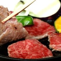 【豊後牛夕食】ジューシーでとろけるような味わい♪