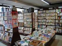 1階には北海道キリスト教書店があります