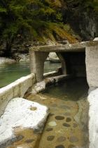 野天風呂・河原の湯。