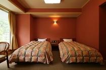 標準客室・和洋室。