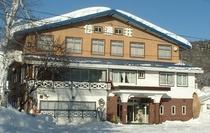 冬の信濃荘