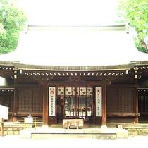 *川越氷川神社/パワースポットそしても知られる川越の総鎮守