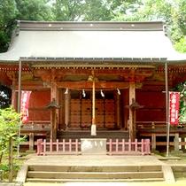*三芳野神社/童謡「とうりゃんせ」発祥の地