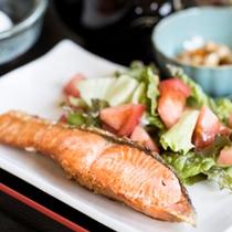 *朝食一例/からだにやさしい和食※朝食は和食・洋食が日替わりです。