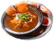 伊良湖の和風カレー丼
