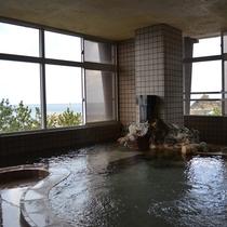 【男性大浴場】(越前玉川温泉)