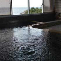 【女性大浴場】(越前玉川温泉)