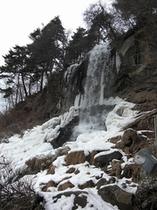 乙女滝・冬