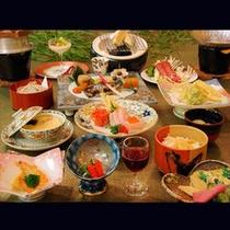 *【夕食一例/春のたけのこ会席】