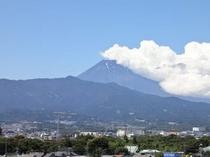 ■北側客室【富士山側客室(8月)】