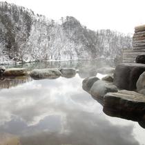 ◆女性専用露天風呂「阿賀の湯」