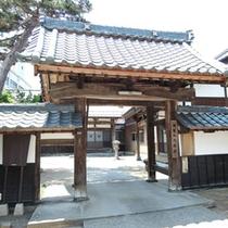 寺町通り-(大雄院)