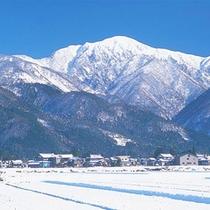 荒島岳(冬)