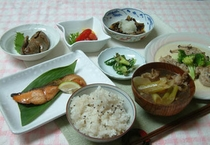 夕食(秋)
