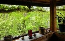 イングルヌック 窓
