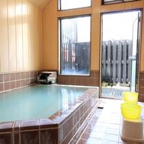 *家族貸切風呂/家族みずいらずのプライベート空間で温泉を満喫!