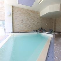 *温泉大浴場(女湯)/大浴場も広々なので、ゆっくりと温泉を楽しめます。