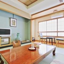 *【和室(一例)】静かな和室でのんびりと穏やかな時間をお過ごし下さい。