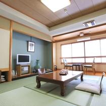 *【和室(一例)】心が落ち着く和室のお部屋でゆったりとお寛ぎください。