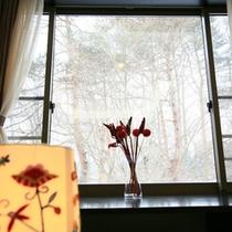 客室一例 冬