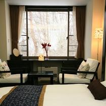 部屋一例 冬