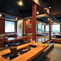 炭火焼夕食(レストラン山の茶屋)*木曜定休