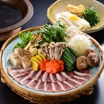 主役となる鴨肉は地元・埼玉県杉戸町産の上質素材にランクアップ!