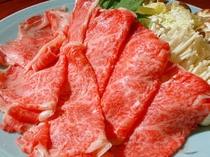 特別プラン:福田屋信州牛しゃぶ