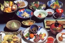 山菜薬膳料理