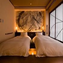 特別室 寝室