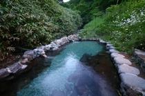女性専用露天風呂『山ゆりの湯』