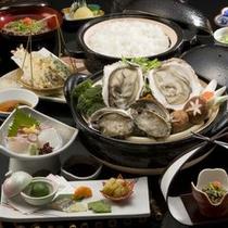 海鮮蒸し鍋