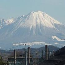 霊峰 大山