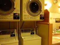 洗濯機設置で快適なご滞在を・・・