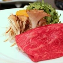 【進肴】長野県産和牛鍋(一例)